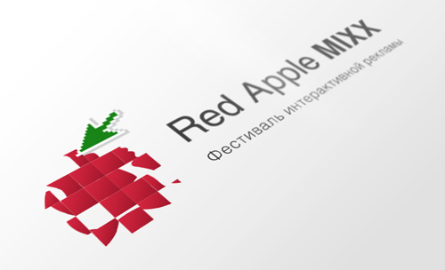 "Фирменный знак  ""Red Apple MiXX "" из разряда..."